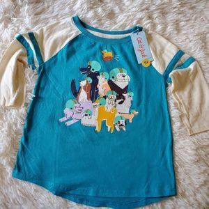 CAT & JACK BOY'S sweatshirt SIZE S (6/6X) NWT!!